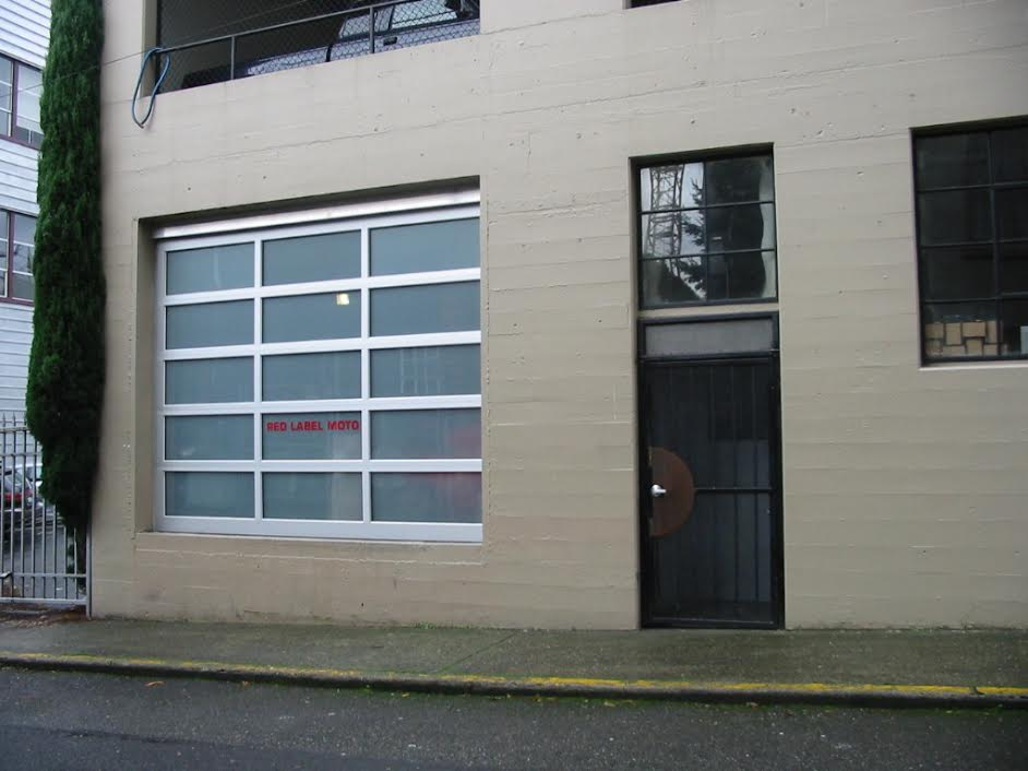 Front of Tool Library
