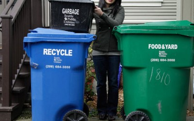 Local Recycling Information
