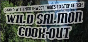 Wild Salmon Cook-out: Stand with Northwest Tribes to Stop GE Fish! @ wǝɫǝbʔaltxʷ – Intellectual House, UW Campus | Seattle | Washington | United States