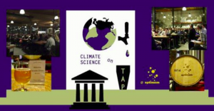 Climate Science Goes to the Capitol @ Optimism Brewing