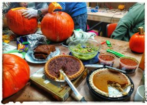 The great pumpkin carving party @ Capitol Hill Tool Library