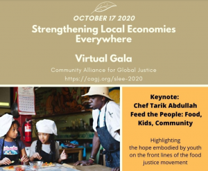 Strengthening Local Economies Everywhere (SLEE) Virtual Gala