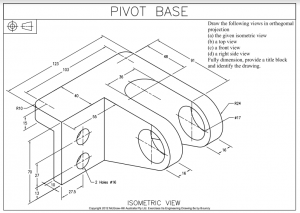 Sketches, Extrudes, & Dimensions - Intro to 3D Modeling & its Applications @ Capitol Hill Tool Library