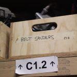 belt sanders