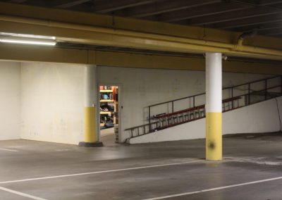 shop storage space